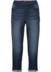 Komfort-Stretch Capri-Jeans