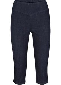 Shaping-Komfort-Stretch Capri-Jeans
