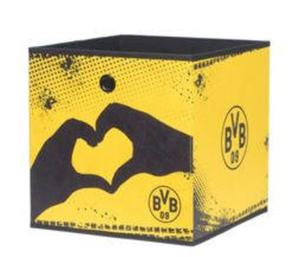 Z2 BVB-Faltbox mit Herz & Emblem