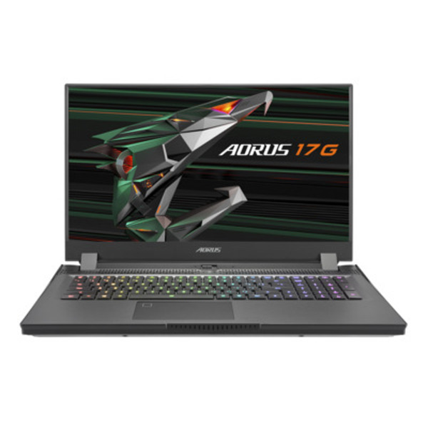 "GIGABYTE AORUS 17G YD-74DE345SH - 17,3"" FHD IPS, 300Hz, Intel Core i7-11800H, 32GB RAM, 512GB SSD, RTX™ 3080 Max-Q, W10H"