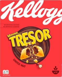 Kelloggs Tresor Choco Nougat 375G