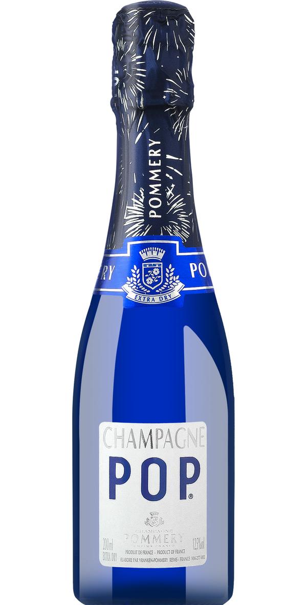 Champagner Pommery Pop 0,2L   - Schaumwein, Frankreich, trocken, 0.2000 l