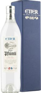 Etter Kleines Pflümli Edel Fruchtbrand in Gp   - Wein, Schweiz, trocken, 0,7l