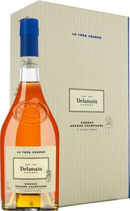Cognac Delamain Le Tres Venere Grande Champagne 1er Cru du Cognac..., Frankreich, trocken, 0,7l