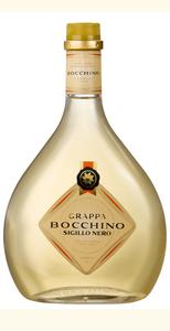 Grappa Bocchino Sigillo Nero   - Grappa, Italien, trocken, 0,7l