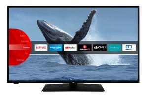 """JVC LED-Fernseher »LT-42VF5155«, 106 cm/42 """", Full HD, Smart-TV"""