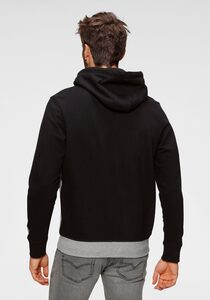 KangaROOS Kapuzensweatshirt mit großem Logofrontprint