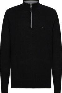 Calvin Klein Troyer »SUPERIOR WOOL QUARTER ZIP«