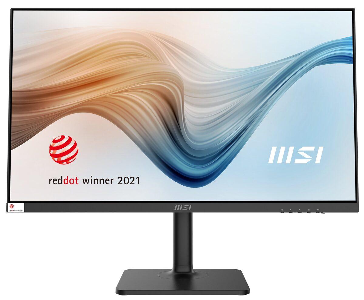 """Bild 1 von MSI Modern MD271P Gaming-Monitor (69 cm/27 """", 1920 x 1080 Pixel, Full HD, 5 ms Reaktionszeit, 75 Hz, IPS)"""