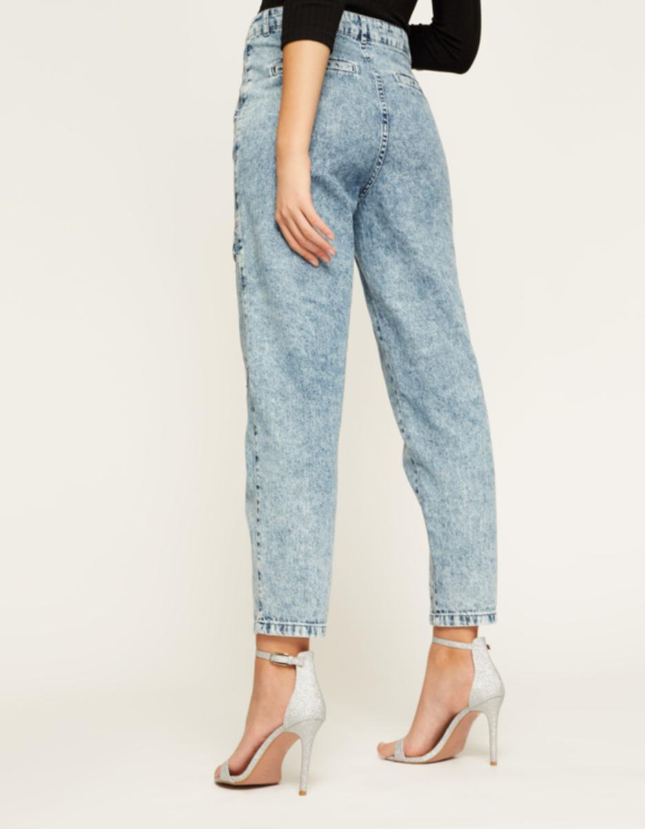Bild 3 von Mom Loose Jeans mit Taschen