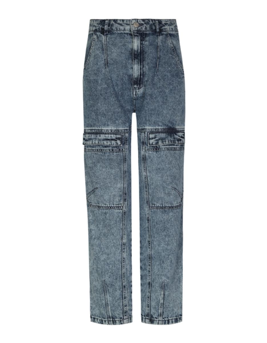 Bild 5 von Mom Loose Jeans mit Taschen