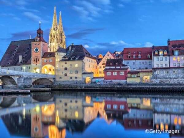 Donau – Flusskreuzfahrt im Advent