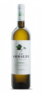 J.F. Arriezu DOP Rueda Verdejo Bio 2019 - 0.75 L - Spanien - Biowein, Weisswein - Arriezu Vineyards