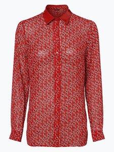 GUESS Damen Bluse rot Gr. 34