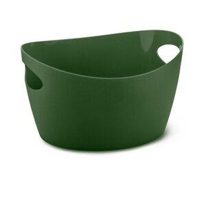 KOZIOL Aufbewahrungskorb »Bottichelli S Utensilo Forest Green 1.5 L«