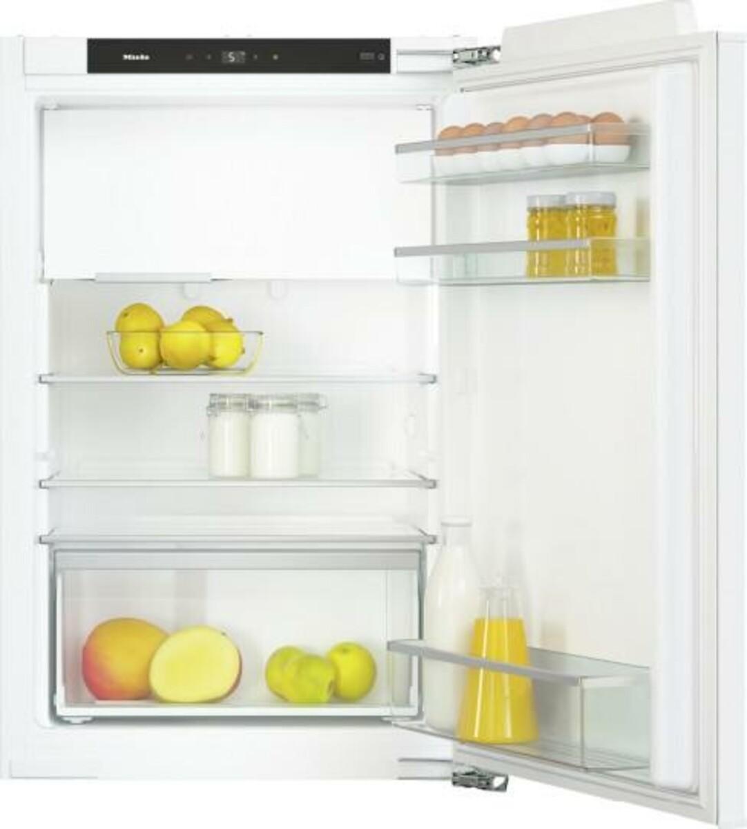 Bild 1 von MIELE K7104E EU1 Selection Einbaukühlschrank mit Gefrierfach (integrierbar, EEK E, 124 l Nutzinhalt, TouchControl, Display, 87,4 cm hoch, 55,8 cm breit)