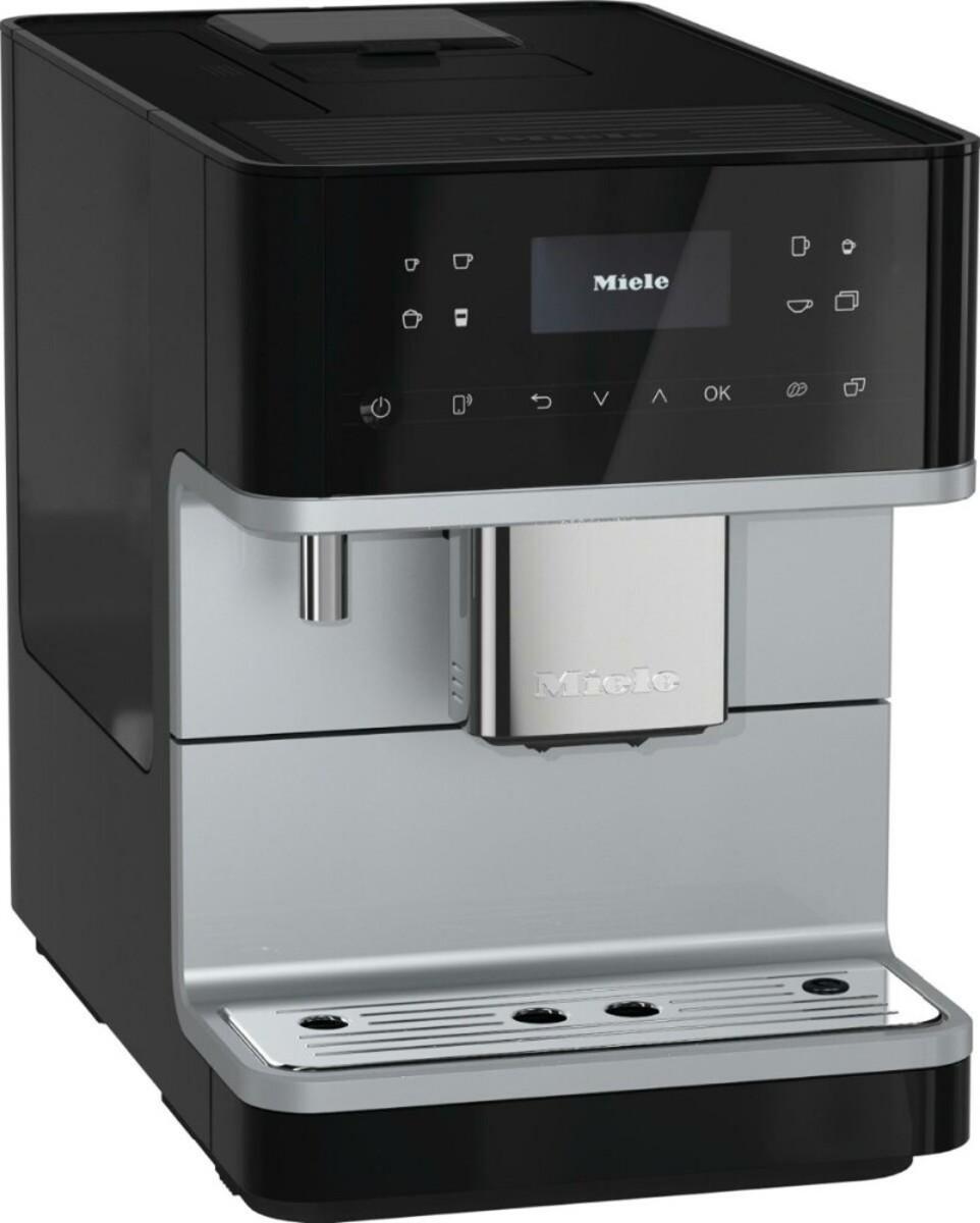 Bild 1 von MIELE CM 6160 Silver Edition Kaffeevollautomat