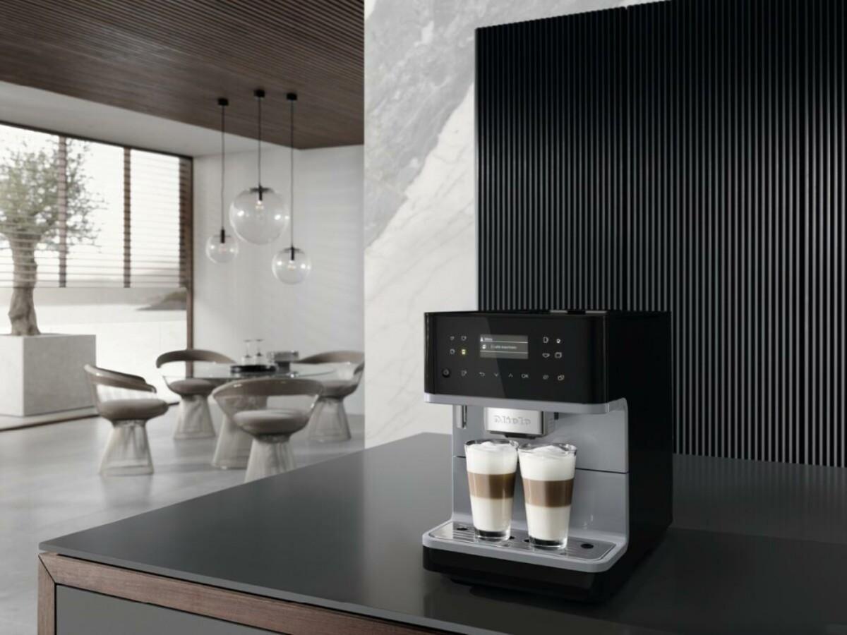 Bild 3 von MIELE CM 6160 Silver Edition Kaffeevollautomat