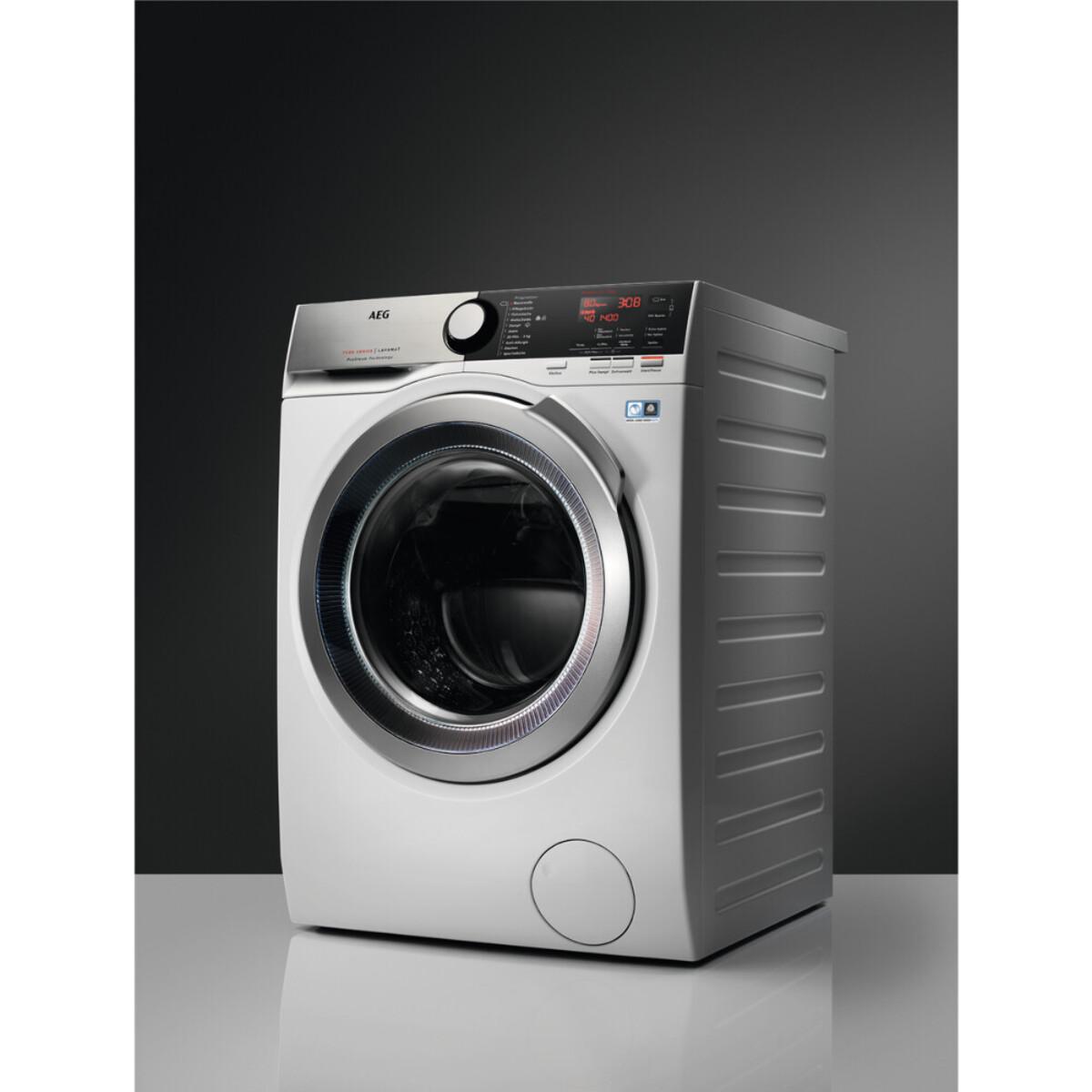 Bild 3 von AEG L7FL930EX Waschmaschine (Frontlader, freistehend, 9 kg, A, 1.351 U/Min, ÖKO LAVAMAT, Serie 7000)