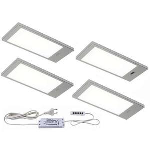 Sedia LED-Leuchtenset 730588  Edelstahl  Kunststoff
