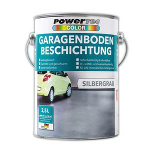 Powertec Color Garagenbodenbeschichtung