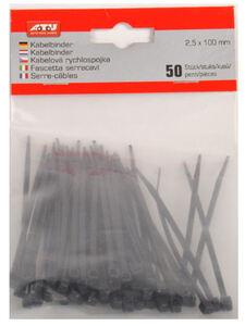 A.T.U Kabelbinder 2,5X100 Mm 50 Stück