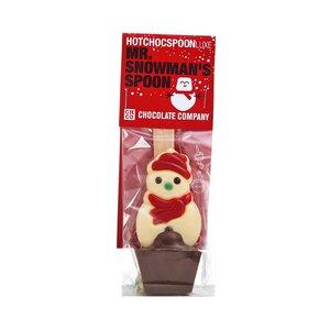 HOTCHOCSPOON Trinkschokolade Mr. Snowman