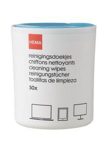 HEMA 50er-Pack Reinigungstücher