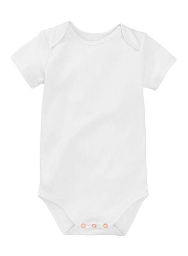 HEMA Body - Baumwolle Weiß