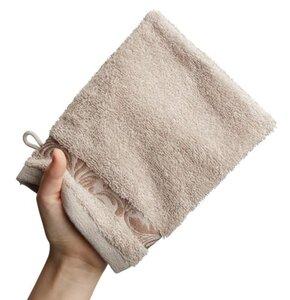 Waschhandschuh MALPASO taupe