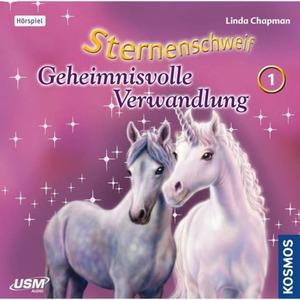 Sternenschweif - Hörspiel CD - Folge 1 - Geheimnisvolle Verwandlung
