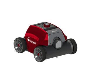 Poolstar elektrischer Poolroboter Red Panther