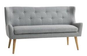 Sofa SVELVIK 2-Sitzer hellgrau