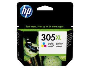 HP 305XL Cyan, Magenta, Gelb Original Druckerpatrone