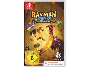 ak tronic RAYMAN LEGENDS DEFINITIVE EDITION - Nintendo Switch