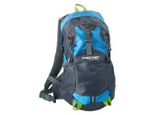 FISCHER Rucksack mit Helmnetz, blau