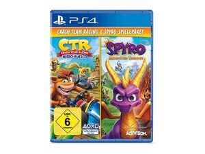 Activision Blizzard Crash Team Racinv & Spyro - Spielepaket - Konsole PS4