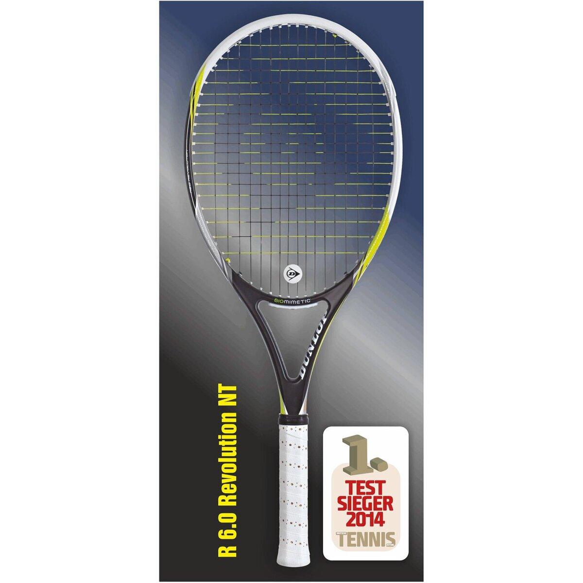 Bild 2 von DUNLOP Tennisschläger R6.0 Revolution NT - unbesaitet