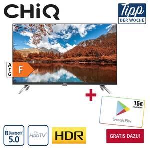 """L 32 H7A • HD-TV • 2 x HDMI, USB, CI+, LAN • integr. Kabel-, Sat- und DVB-T2-Receiver • Maße: H 42,5 x B 72,4 x T 8,7 cm, Bildschirmdiagonale: 32""""/80 cm • Energie-Effizienz F (Spekt"""