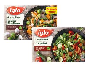 Iglo Gemüse-Ideen