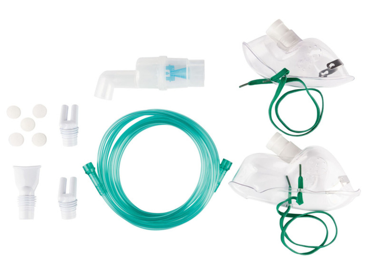 Bild 4 von MEDISANA Inhalator »IN 500«, mit Drucklufttechnologie