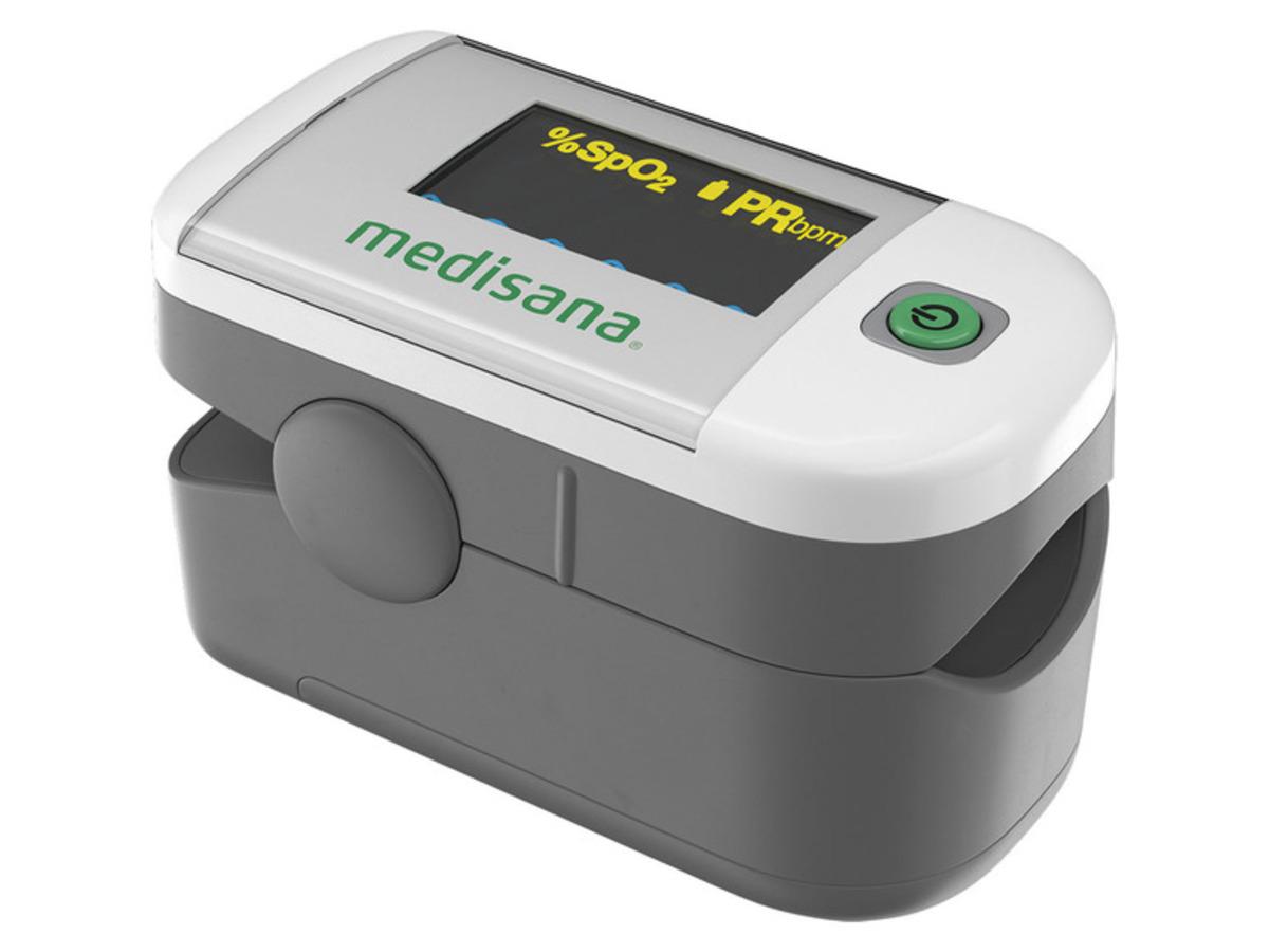 Bild 1 von MEDISANA Pulsoximeter »PM A10«, mit Trageschlaufe