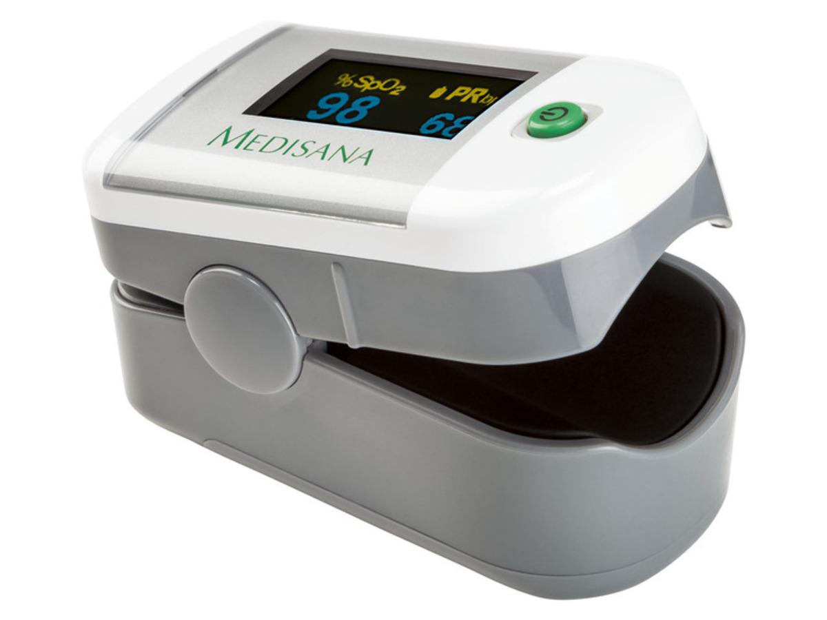 Bild 3 von MEDISANA Pulsoximeter »PM A10«, mit Trageschlaufe