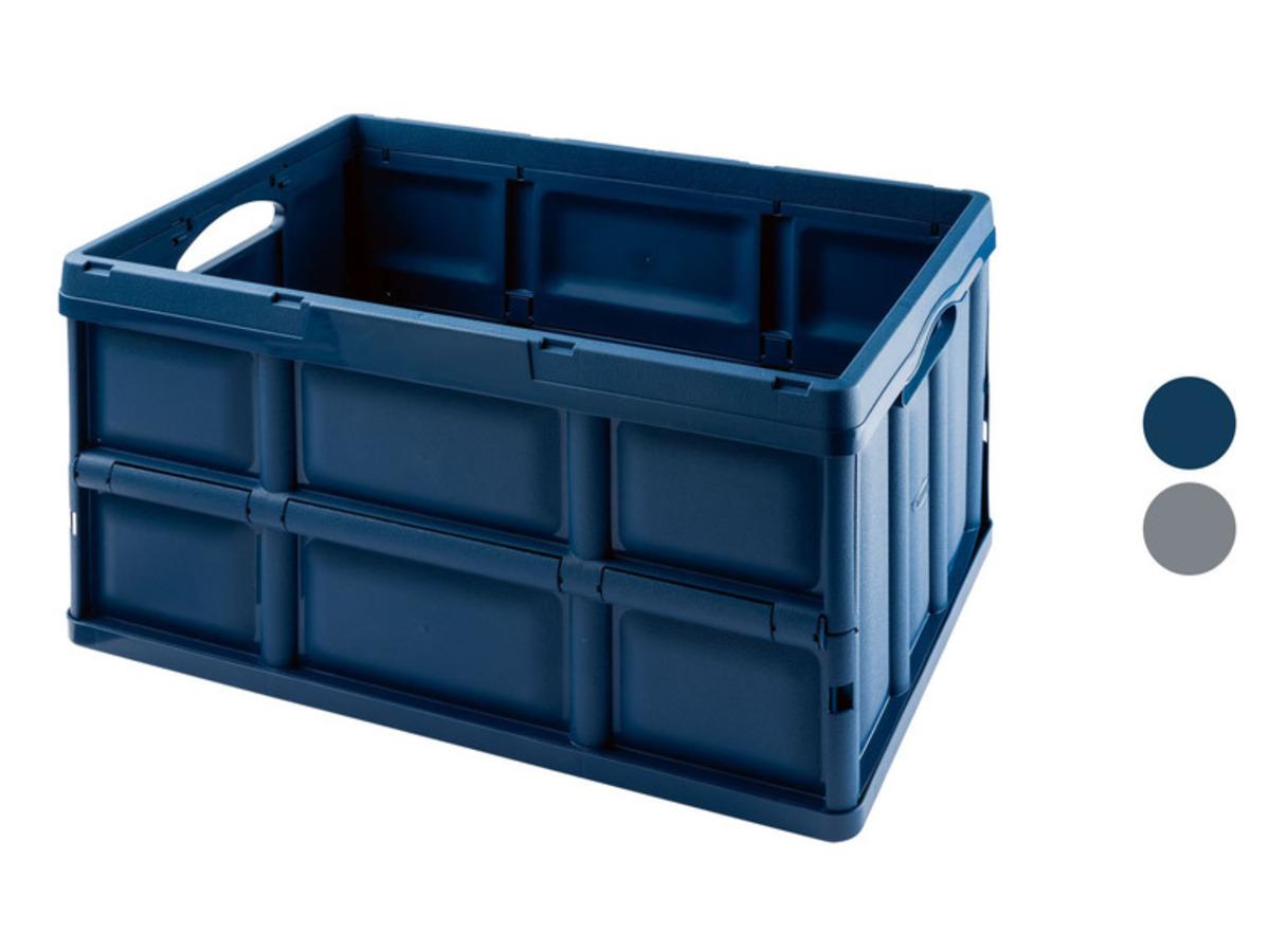 Bild 1 von LIVARNO home Industrie Klappbox, 62L