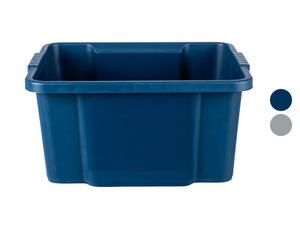 LIVARNO home Stapelbox »Recycle-PP 27l«, stapelbar