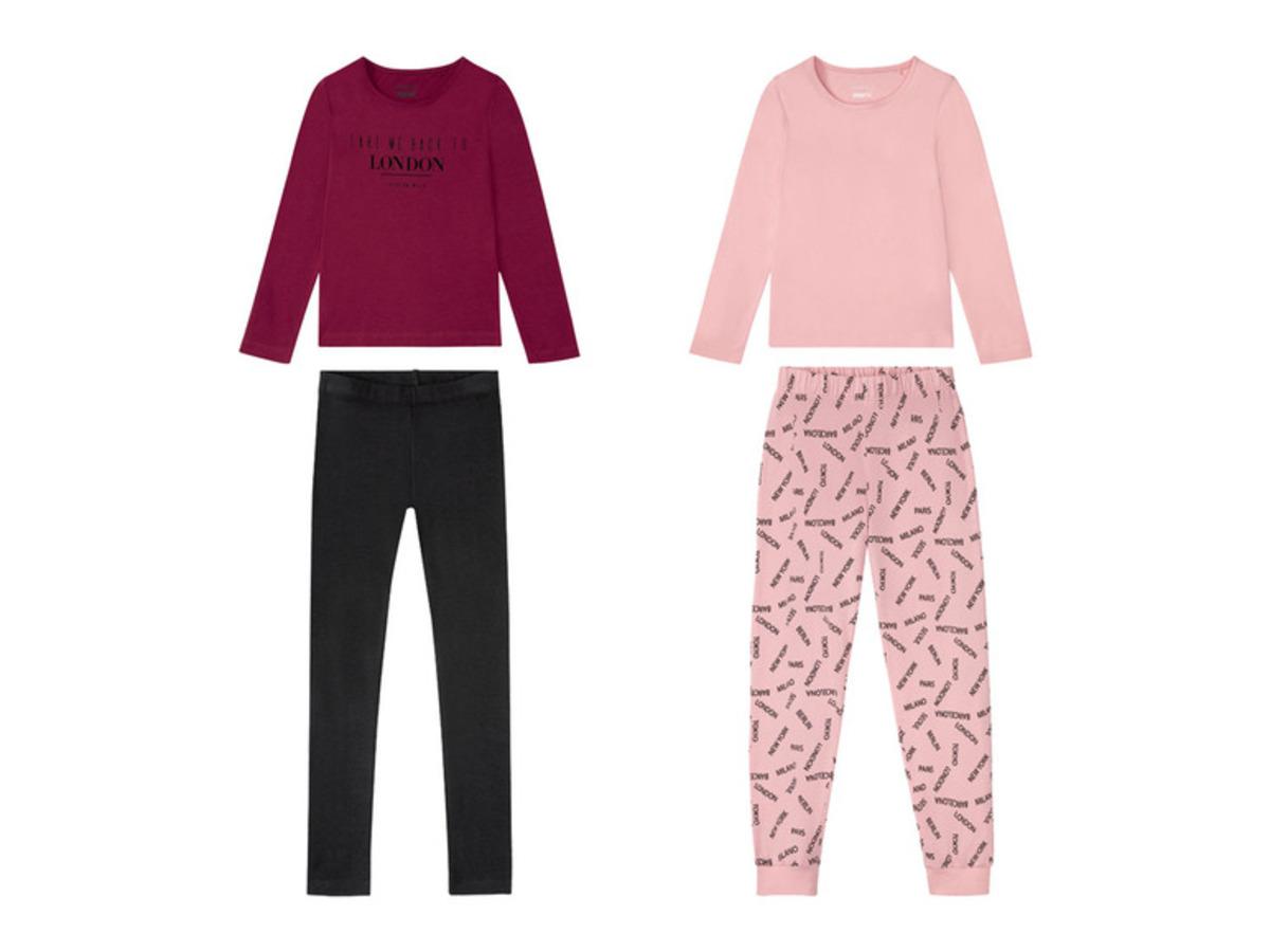 Bild 1 von PEPPERTS® Pyjama Mädchen, mit Baumwolle