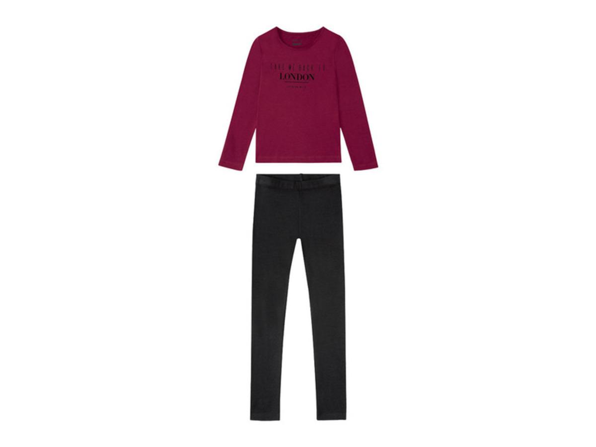 Bild 2 von PEPPERTS® Pyjama Mädchen, mit Baumwolle