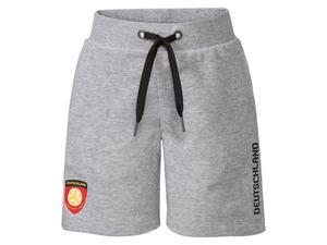 Sweat Bermuda Jungen, Deutschland UEFA Fußball-EM
