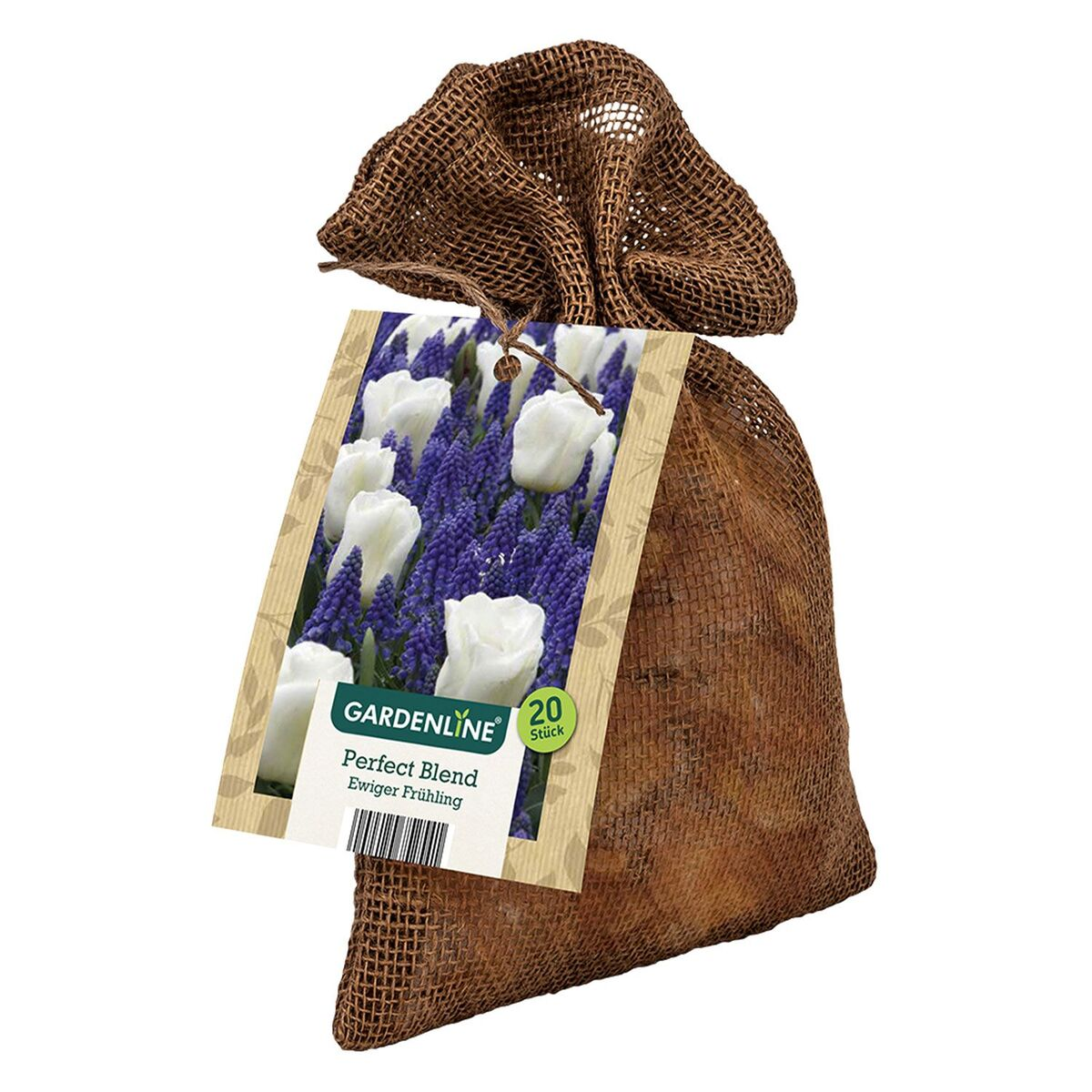 Bild 4 von GARDENLINE®  XL-Frühlingsblumenzwiebeln im Jutebeutel