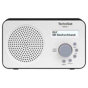 TECHNISAT Portables DAB+/UKW-Radio Viola 2